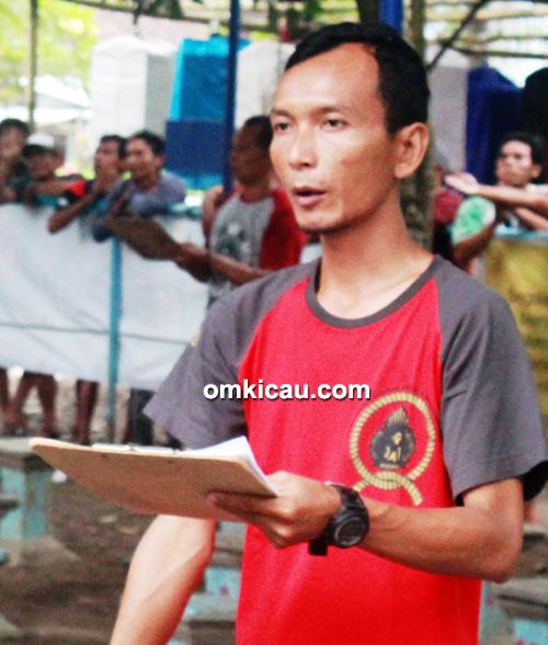 Om Lilik, ketua pelaksana Posma Sembego