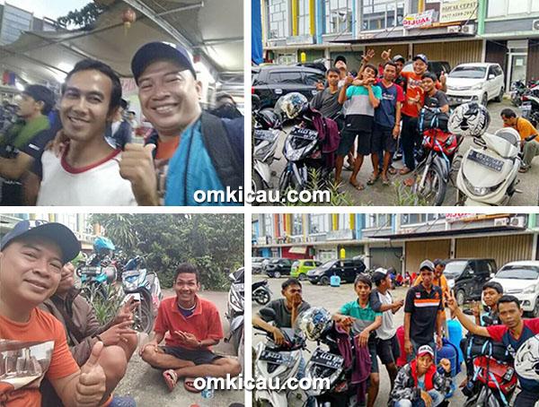 Komunitas ciblekmania Tangerang
