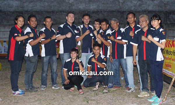 Panitia dan tim juri Radjawali Indonesia