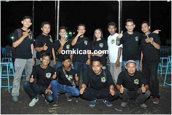 Panitia dan tim juri Piala Pringjajar Pemalang