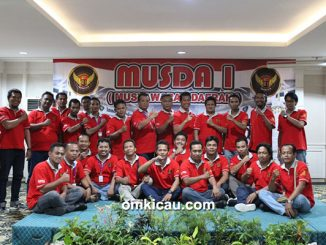 Musda Ke-1 Radjawali Indonesia DPD Jateng 1