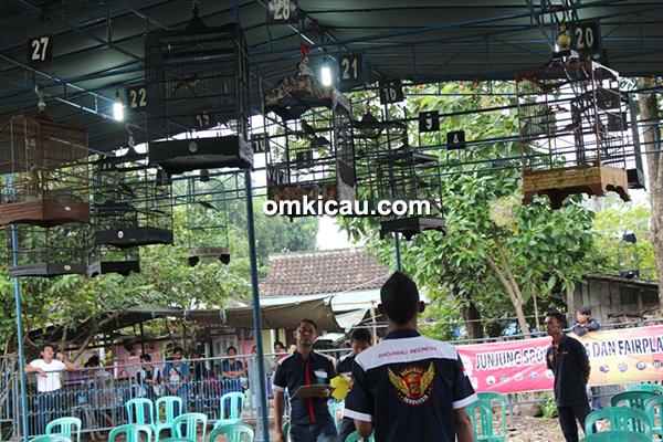 Launching Radjawali Indonesia DPC Weleri