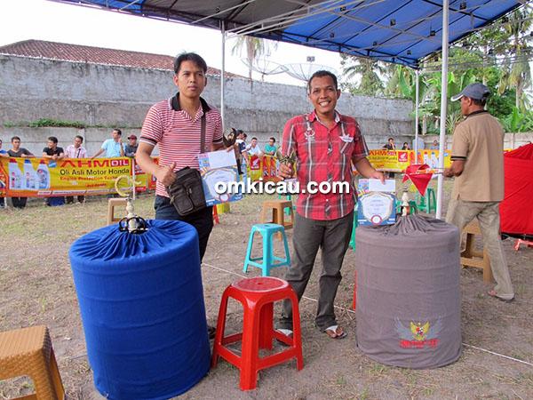 Launching Radjawali Indonesia DPD Jambi
