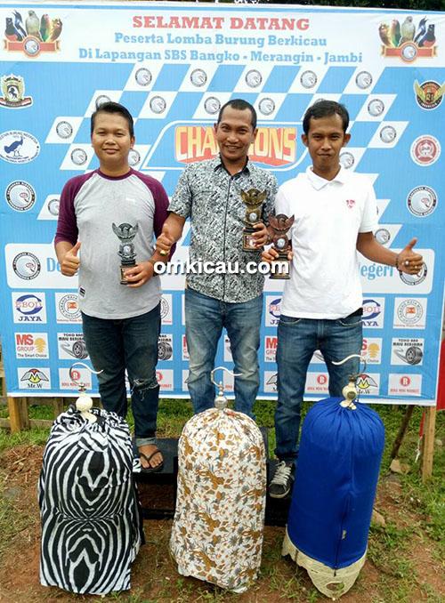 Latber Sahabat Radjawali Bangko