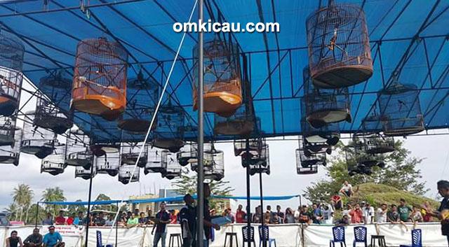 Latber Sahabat Radjawali di Lapangan SBS Bangko
