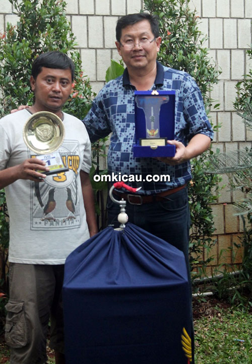 Om Sunarto dan kacer Reog