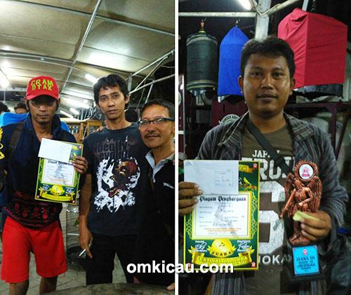 Latpres Gantang Malam RE Muci Tangerang