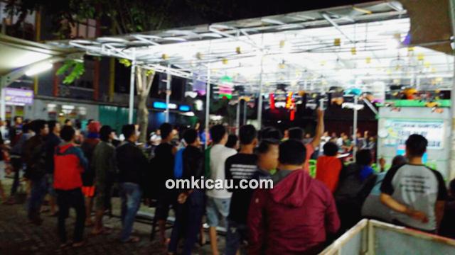 Gantang Malam RE Muci Tangerang