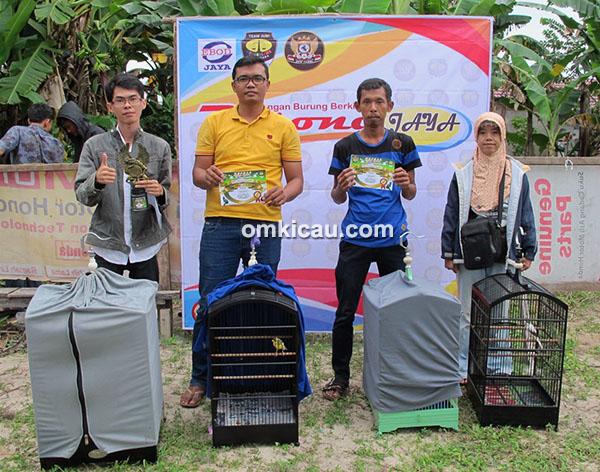 Ngobar Pesona Jambi-juara kacer