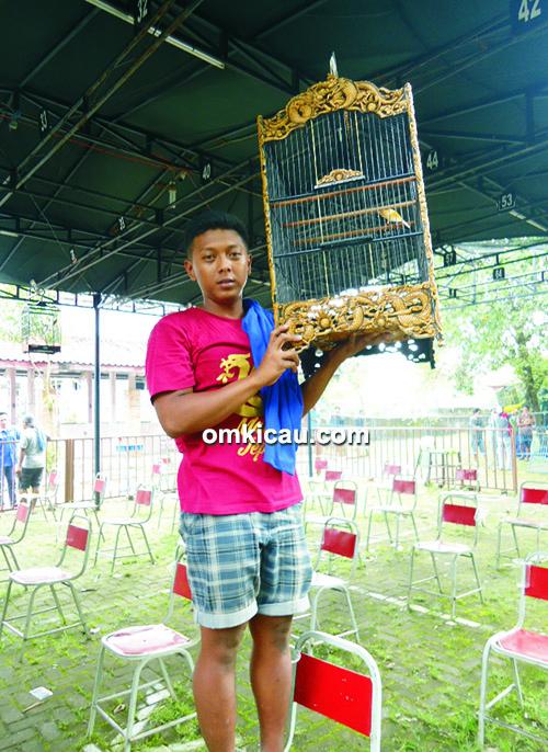 Juara 1 Kenari Bebas Jateng
