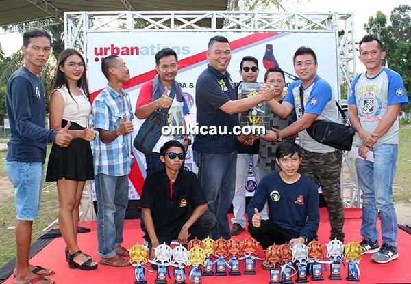 Duta BnR Sumsel Cup