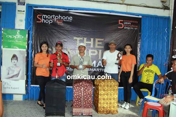 Anniversary Smartphone Shop Bungo