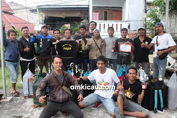Komunitas Pleci Mania Jakarta Selatan dan Sekitarnya (PMJSS)