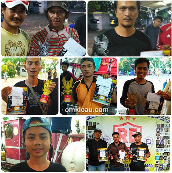 Latpres Selasa Ceria RE Muci Tangerang