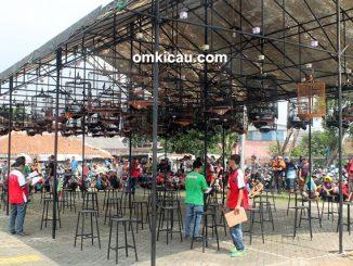 Lapangan New Bravo Jakarta