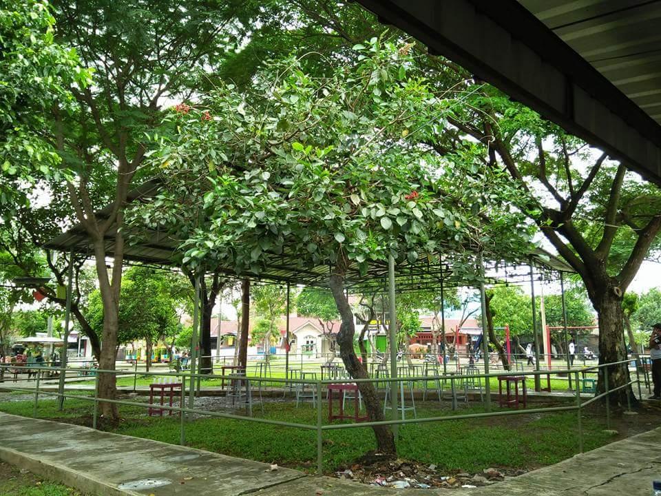 Lokasi Gantangan BnR Taman Puri Cendana