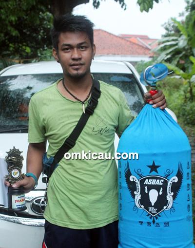 Om Adhe Vischara dan lovebird Baday