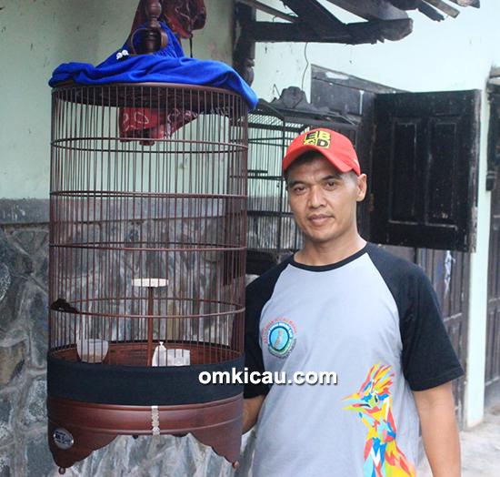Om Koko, salah seorang anggota KBJ