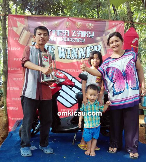 Om Nunu dan keluarga
