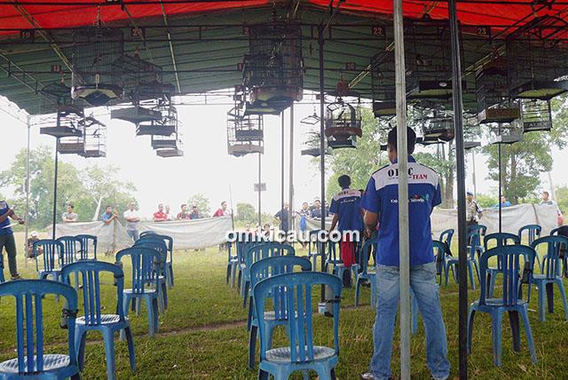 Latpres OIBC #16 di Indralaya