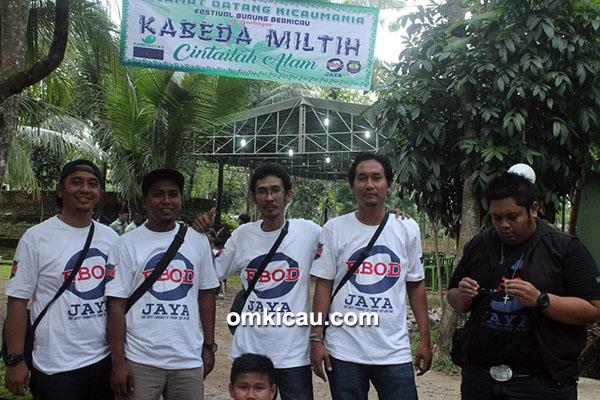 Panitia Pra Launching Kabeda Miltih