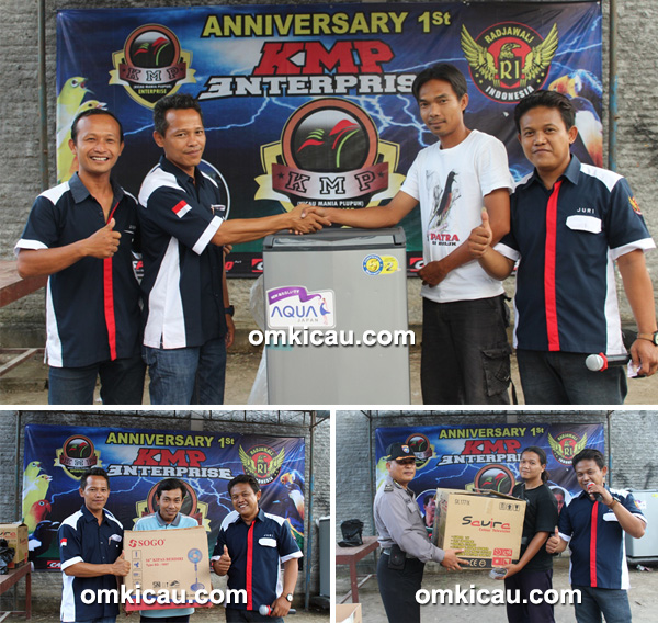 1st Anniversary KMP Enterprise Sragen