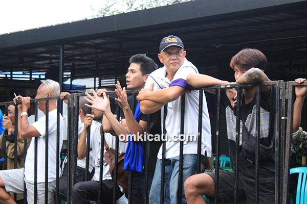 Antusias peserta dan penonton dalam gelaran Zona Cup 1 Jogja