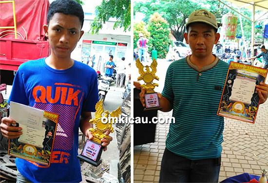 Latber RE Muci Tangerang-kelas kacer
