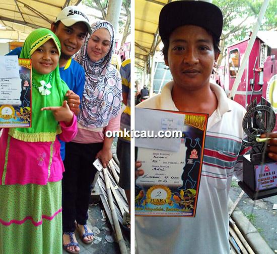 Latber RE Muci Tangerang-kelas kenari