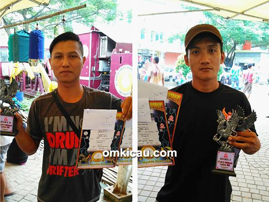 Latber RE Muci Tangerang-kelas pleci