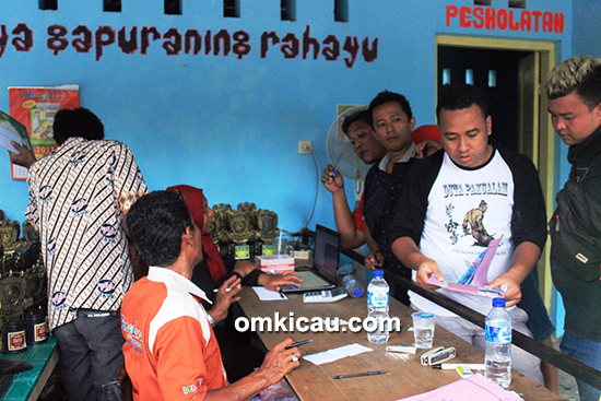 Launching Ronggolawe DPC Bantul