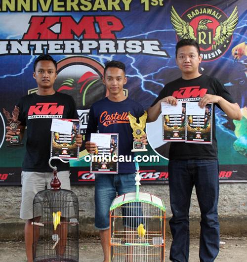 Team Kicau Mania Taraman (KTM)