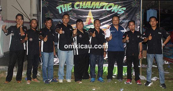 Tim Juri dan ketua BnR Bengkulu