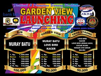 Launching Garden View Subang