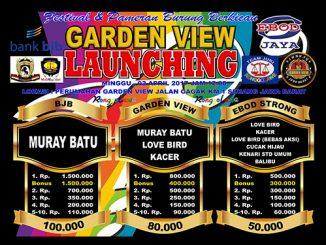 Launching Garden View Subang