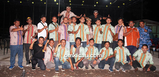 Launching Ronggolawe DPC Bantul Utara