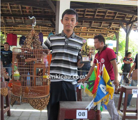 Anis merah Jhon milik Om Yayan (KAMI Pacitan)