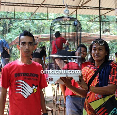 Lovebird Bedjo milik Om Andre Casanova