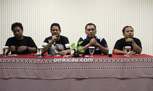 Sarasehan IP dan Juri Radjawali Indonesia