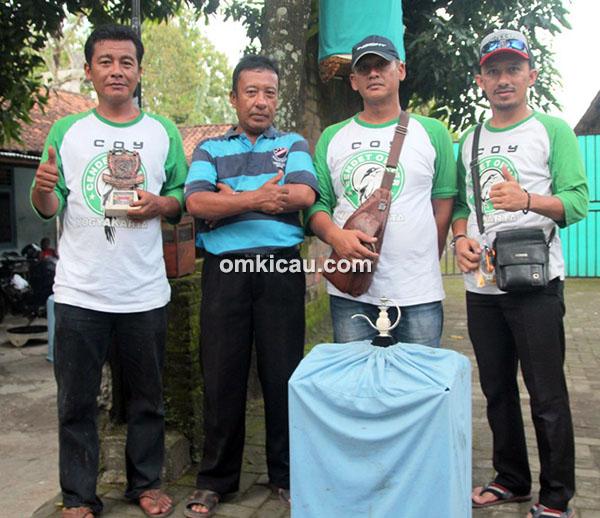 Duta Coy juara umum BC