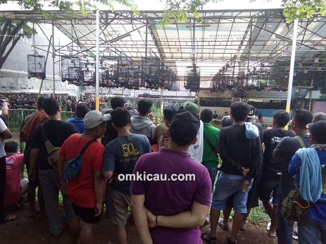 Suasana Latpres Taman Radja Jakarta