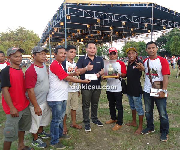 Jepara Bersatu juara umum BC