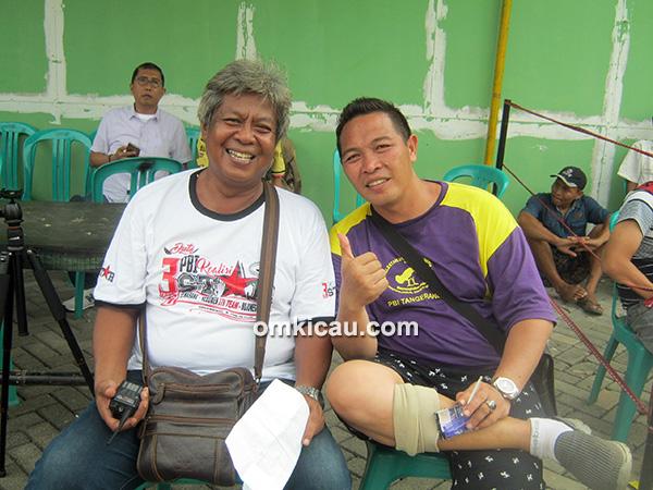 Mr King dan Om Joko Ireng