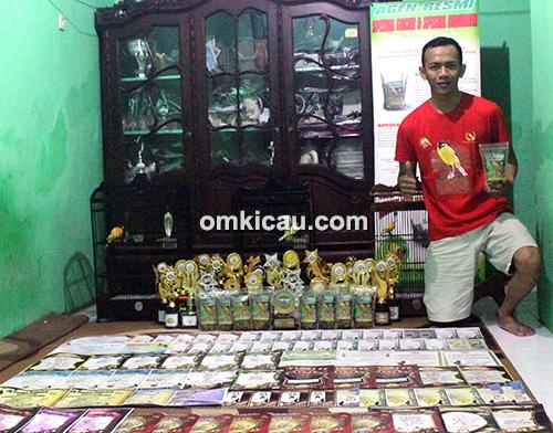 Om Aldy Agen Cirebon