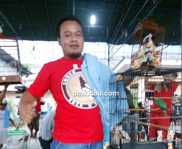 Om Jayen (SKBC) dan cucak hijau Bledex