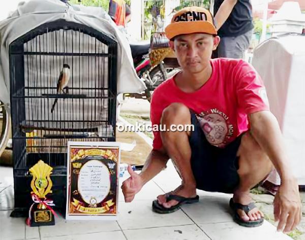 Om Jokowick dan cendet Arjuna