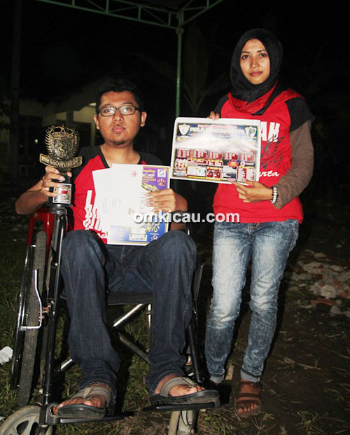 Om Rief dan Mbak Dewi