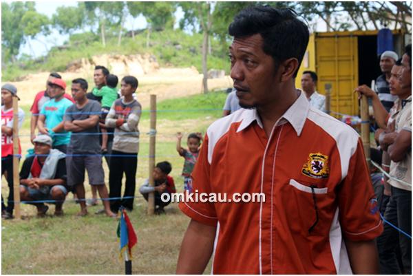 Om Topan PLG, ketua Ronggolawe DPC Pacitan