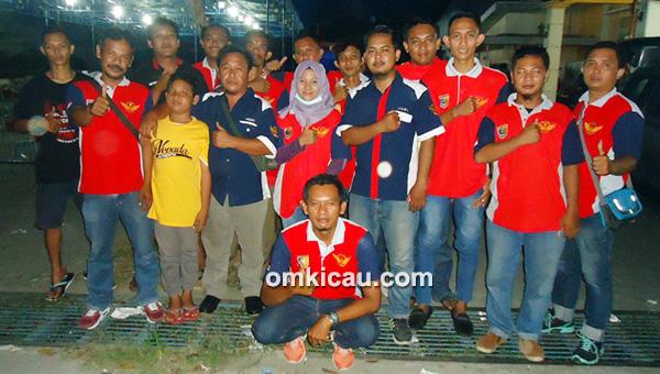 Panitia Bupati Demak Cup V / Launching Radjawali Indonesia DPC Demak