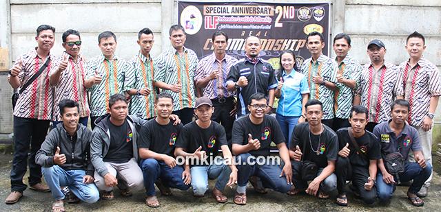 Panitia 2nd Anniversary ILF dan Tim Juri Ronggolawe